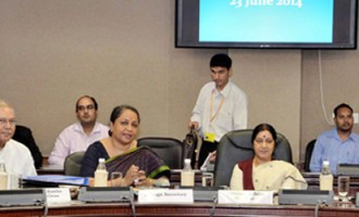 India's envoys in neighbourhood discuss economic diplomacy