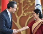 Sushma Swaraj to travel to China Feb 1