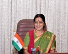 Trying for direct contact with trapped Indians in Iraq: Sushma Swaraj