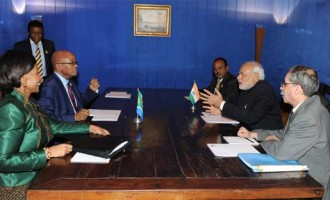 India, South Africa vow closer ties