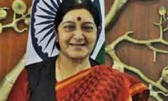 Nepal geared up for Sushma Swaraj's visit
