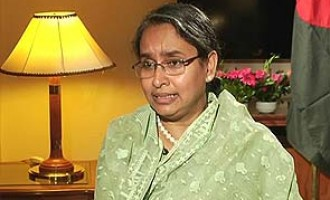 Northeast can help improve India-Bangladesh ties : Dipu Moni