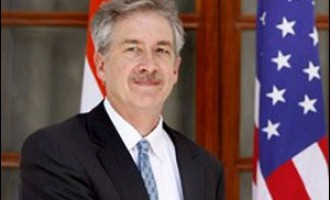 US official meets India's foreign secretary