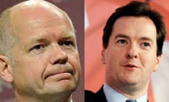 British ministers William Hague & George Osborne to visit India, to meet Modi, Sushma