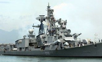 India, Japan, US kick off Malabar exercise