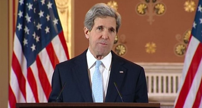 US Sec of State John Kerry in India