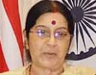 Sushma underlines 'good relations' with Israel