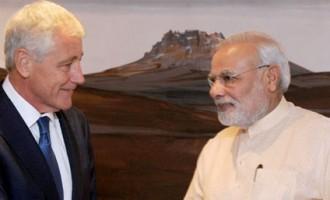 Looking forward to US visit, PM Modi tells Hagel