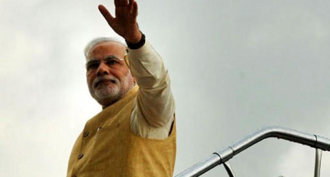 India, Nepal have laid foundation of new relationship : Modi