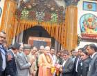 Indian PM Modi prays at Pashupatinath, offers 2,500 kg of sandalwood