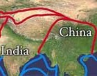China eyes consensus with India on new silk road