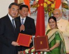 Modi-Xi talks culminate in 16 agreements