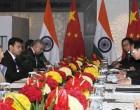 The Speaker, Lok Sabha, Sumitra Mahajan meeting the Chinese President, Xi Jinping
