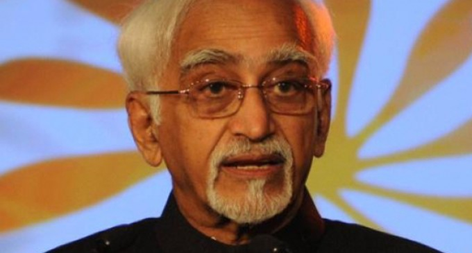 Indian Vice president leaves on Brunei, Thailand visit, energy on agenda