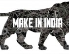 Modi and his 'Make in India' lion pitch hard for investments