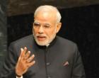 Prime Minister Narendra Modi addressing the 69th Session of the UNGA, in New York