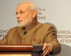 Prime Minister Narendra Modi addressing at the Council on Foreign Relations, in New York