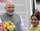 Indian PM Modi returns from successful Japan visit