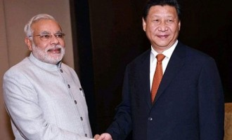 Chinese, Indian security net for Modi, Xi Ahmedabad visit