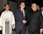 Looking forward to meeting Modi in Tokyo, says Japanese PM Shinzo Abe