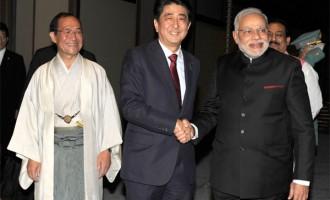Looking forward to meeting Modi in Tokyo, says Japanese PM Shinzo Abe
