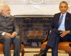 The Prime Minister, Narendra Modi in a bilateral meeting with the US President, Barack Obama, at the White House