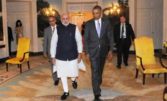 Obama very pleased with Modi visit