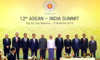 ASEAN-India ties very good, says Indian PM Modi