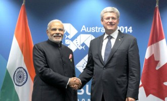 G20 Summit : Good relations with Canada a priority: Modi to Harper