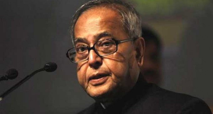 President Mukherjee set for first state visits to Jordan, Palestine, Israel
