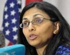 Nisha Desai Biswal headed to India ahead of Obama visit