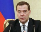 Russia at risk of deep recession, says Medvedev