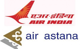 Air India signs code share pact with Air Astana