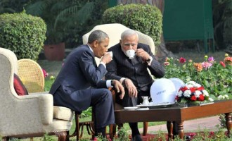 Obama : Chale Sath Sath for Indo US Relations