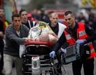 Terrorists massacre 12 in Paris to avenge cartoon
