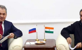 India invites Russia for defence sector Make in India