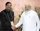 PM holds meetings with Guyanese president, Mauritius minister