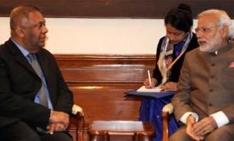 PM Modi says Sirisena will promote reconciliation