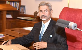 Jaishankar takes charge as foreign secretary