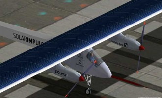 First solar-powered flight around the globe to touch India