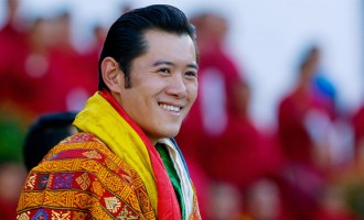 President wishes Bhutanese king on his birthday