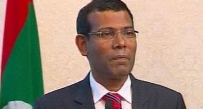 India voices concern over Maldives developments