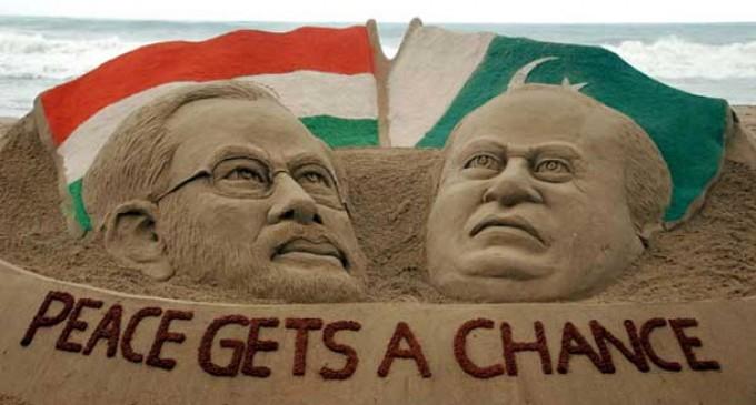 Modi calls up Sharif, leaders of cricket-playing SAARC nations