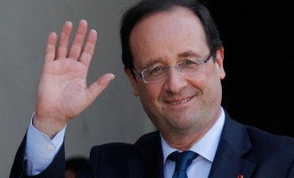 Hollande expects 'political impulse' at climate summit
