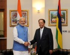 India, Mauritius cement ties, Modi stresses Indian Ocean region's importance
