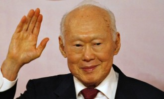 Singapore bids farewell to founding father Lee Kuan Yew
