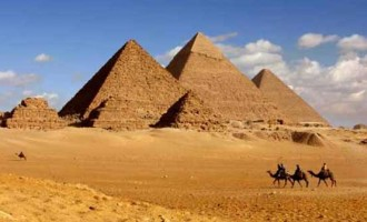 Egypt seeks bigger share of India's tourist pie