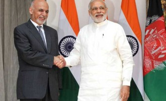 PM Modi calls up Afghan president after Kabul attack