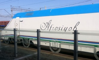 Afrosiyob – Uzbekistan's first & fastest high speed train in central Asia