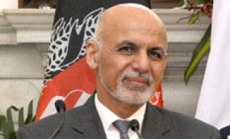 TAPI pipeline will take five years : Afghan president